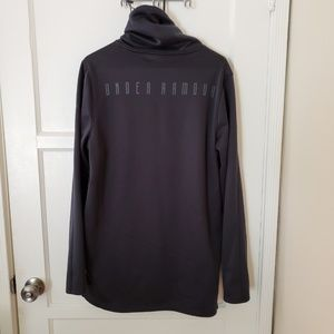 UNDER ARMOUR ColdGear Long Fleece Jumper Size M